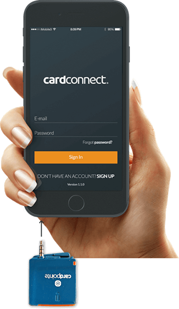 Accept credit card payments online