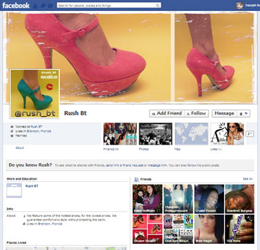 Example Facebook Page