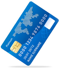 Accept Credit Cards with Supported Merchant Gateways