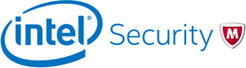 McAfee PCI Compliance scanning verified by Intel Security.