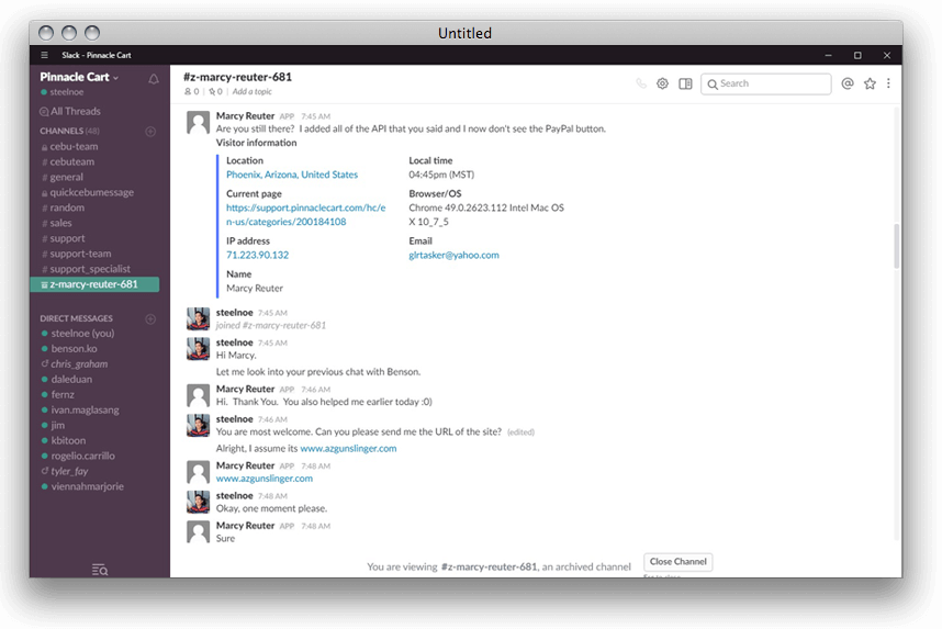Customer Support and Live Chat: Let us Manage your Store